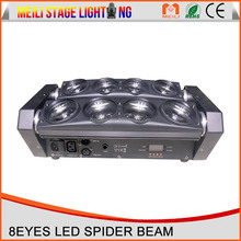 2016 New Stage Light led spider beam moving head light event stage decorations