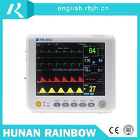 China good supplier high reflective etco2 patient monitor for clinic price