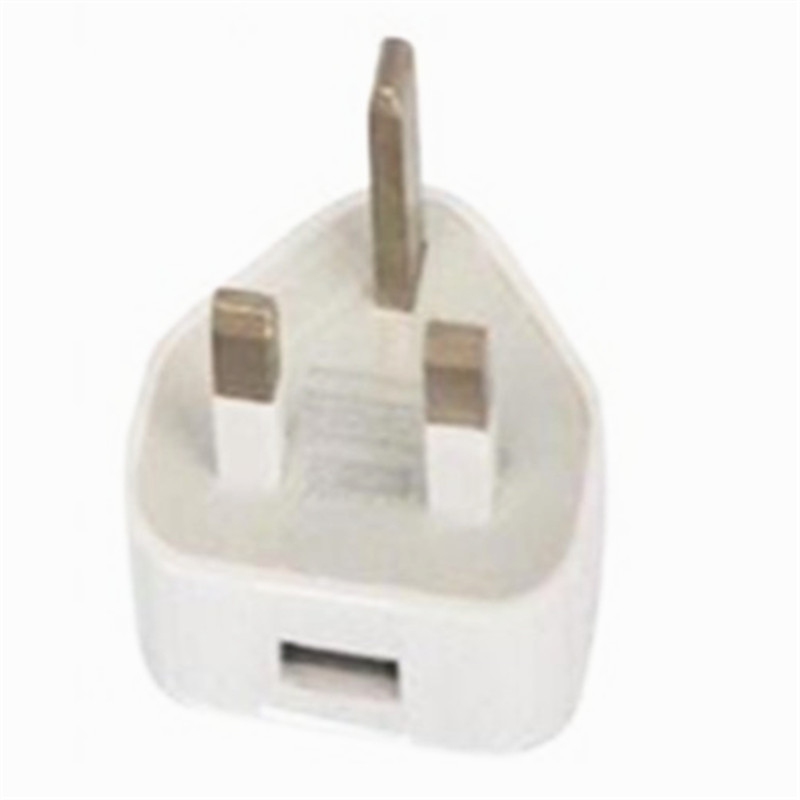 High quality ac dc 5v 1a usb uk plug charger power adapter for mobile phone