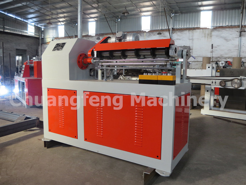 CFQG-25 Automatic Small Paper Tube Core Cutting Recutting Machine