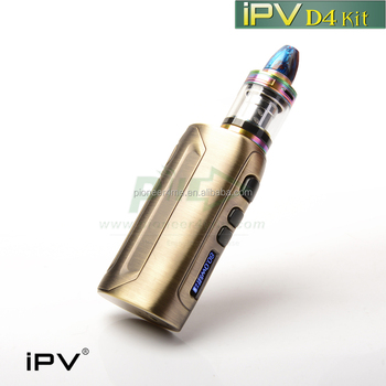 2017 newest product Pioneer4you iPV D4/iPV8 230w box mod wholesale iPV D4/iPVD4 sx mini 200w box mod in stock