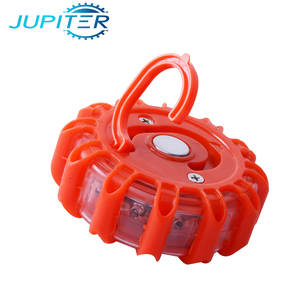 LED emergency roadside flares warning strobe road safety beacon light