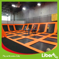 New Indoor Trampoline Sport Shop for Children and Adults/Basketball Trampoline/Jumping Trampoline