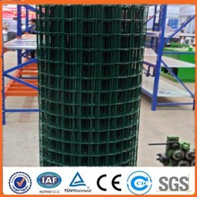 3/8 inch pvc coated welded wire mesh from Anping factory(ISO9001 certification)