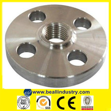 ASTM A182 F53 Stainless steel threaded pipe flanges