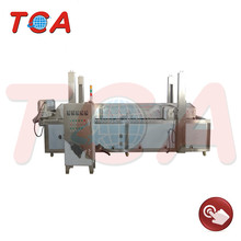 Industrial Gas Continuous Deep Fryers