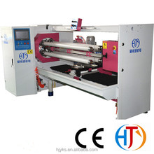 HJY-QJ04 advanced quality servo motor control rotary cross cut machine for roll paper