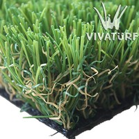 VIVATURF Anti UV Fake Synthetic Garden Turf Landscaping Artificial Grass Price