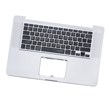 Topcase keyboard UK For Macbook Pro 15'' A1286 Backlit Palmrest 2008 2009 2010 2011 2012