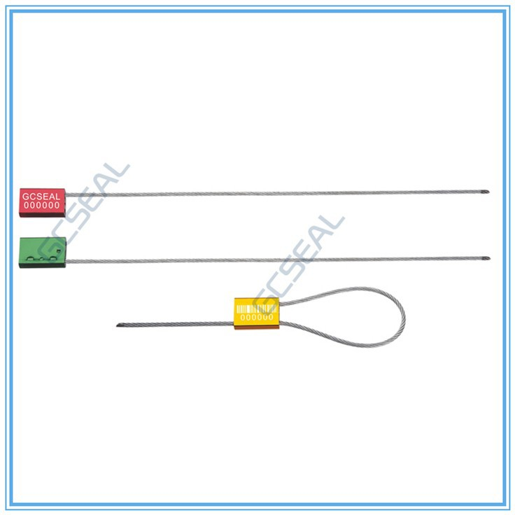 GC-C3501 Self-locking Cable Security Wire Lead Seal Cable security seals