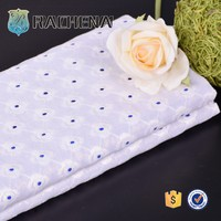 100%Polyester Soft-touching Curtain Embroidery Dyed Poplin Polyester/Cotton Garment Fabric