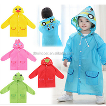 factory price pe disposable rain poncho raincoat for women/men/kids