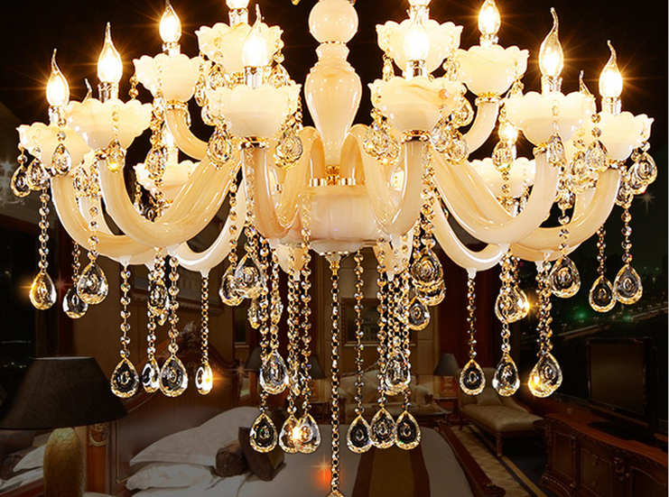 2016 modern ceiling light crystal chandelier