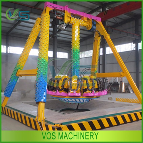 Large park attractive amusement rides big pendulum, swing and rotating big pendulum rides for sale