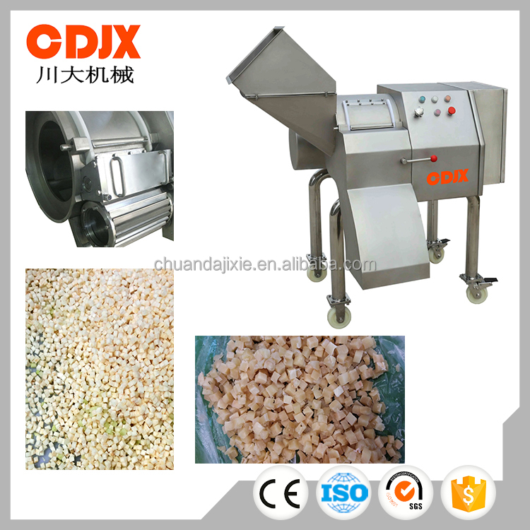 Industrial used new style vegetable food fruit dicer and chopper