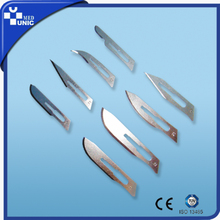 Disposable carbon/stainless steel Surgical Scalpel/ blade/ lancet