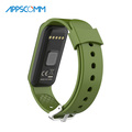2017 APPSCOMM Smart Watch L38I Bluetooth Waterproof Smart Bracelet Touch Screen Heart Rate Monitor Watch for sale