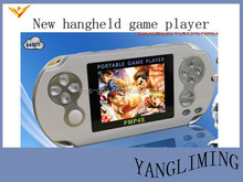 The factory price handheld game player PMP4S for game gift