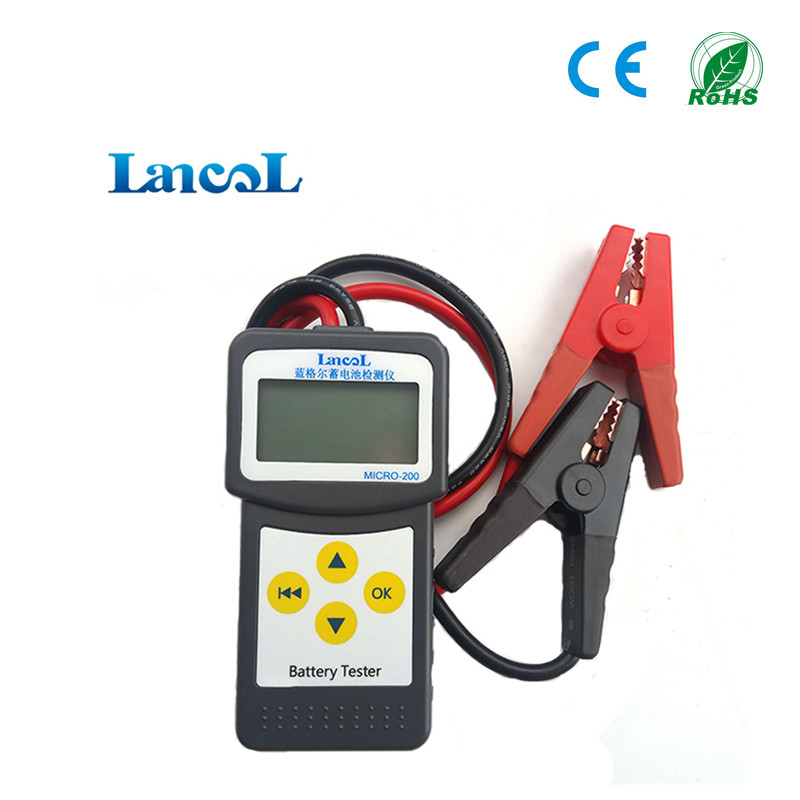 Original High Quality Car Truck Motor Load With Indicate Light Diagnostic Tool Micro -200 tester
