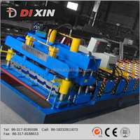 Dixin Hot Sale Product Metal Roofing Tiles Roll Forming Machine