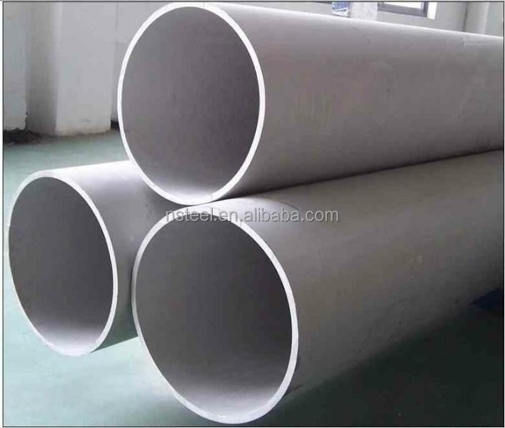High quality welded stainless steel pipe/ERW welded pipe used handrail
