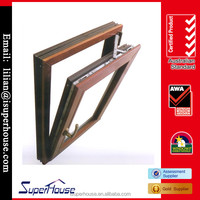Superhouse hot sale aluminum swing windows comply with Australia standrads