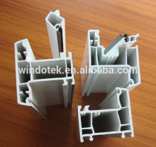 pvc window profile scrap