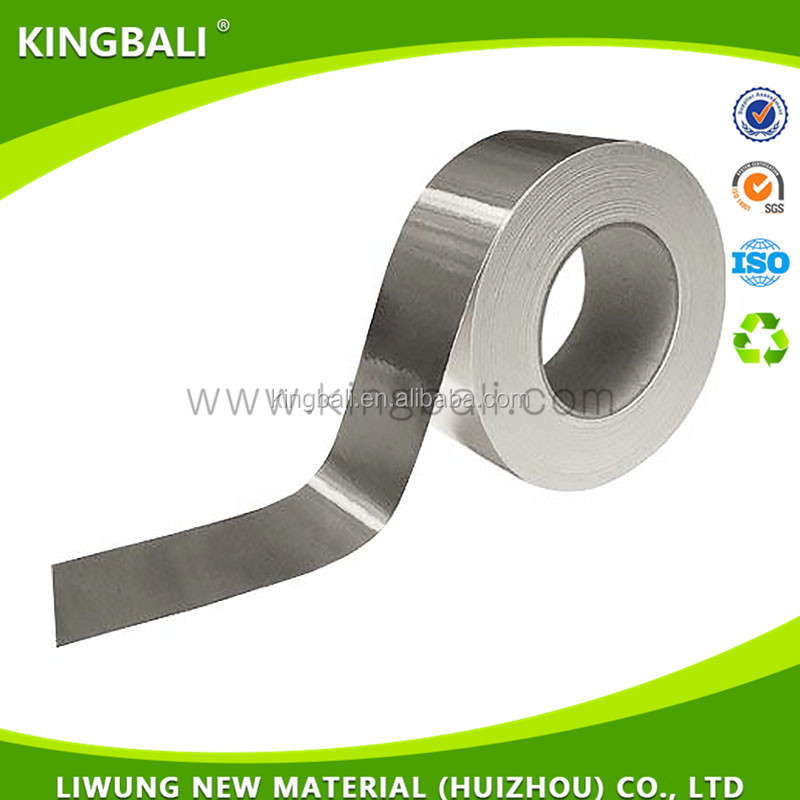 Corrosion resistant industry disposable aluminum foil tape for transmission device