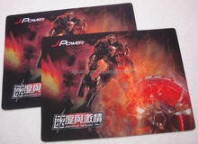 Anime mouse pad high quality low price mouse pad