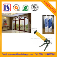china pvc weather-proof household structural silicone Sealant
