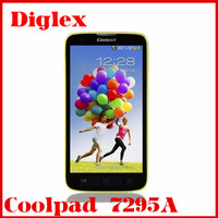 100% new 5.0'' coolpad 7295A cell phone gps wifi with high qaulity