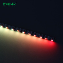 SMD 4020 side viewing digital rgb pixel sk6812 Rigid led strip light