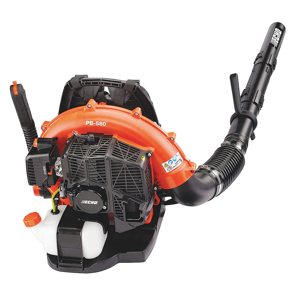 Echo - PB-580T - Backpack Blower, Gas, 510 cfm, 215 mph