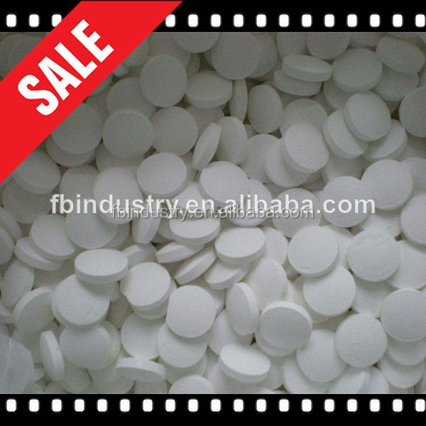 Factory good price sodium dichloroisocyanurate granular 60