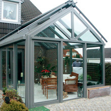 High Quality European Style Aluminum Garden Sun Room Cheap Price
