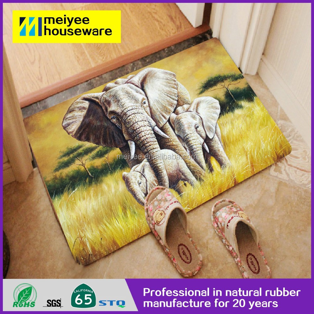 3D print door mat,Wholesale colorful cleaning cheap door mat229,carpets for home, rubber backed washable rugs