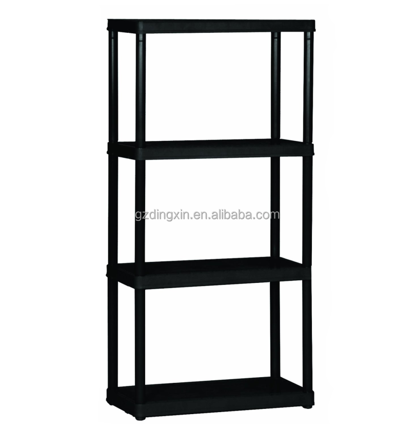 4 tier compact multipurpose shelf display rack for home furniture