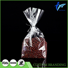 Candy Flowers Food Square Bottom Plastic Bag Packaging Design