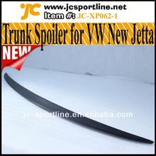M5 Look Real Carbon Fiber Trunk Wing For Volkswagen New Jetta /VW Sagitar