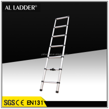 Aluminum ladder tree stand