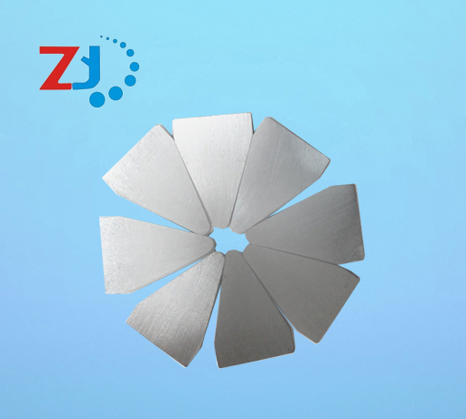 Zhongbo competitive price YG8 tungsten <strong>carbide</strong> non- standard cutting inserts for milling
