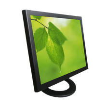 DTK-1928 Factory Supply VGA Input 19 Inch Square LCD Monitor