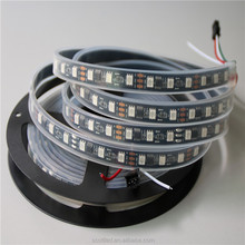 16.4Ft WS2811 led pixel strip 5050 60leds/m 300leds digital magic strip rgb DC12V