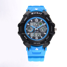 Analog Digital Durable Men's Sports Outdoor Wrist Military Watch Cool Men Watch DC-55027