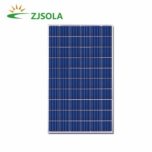 250w PV solar panel poly solar module with full power
