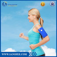 Running Sport Arm Band For HTC One M7 M8 M9 Phone Bag Case, Armband Case For Samsung S3 S4 S5 S6
