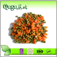 high quality made in China 400g canned peas and carrots