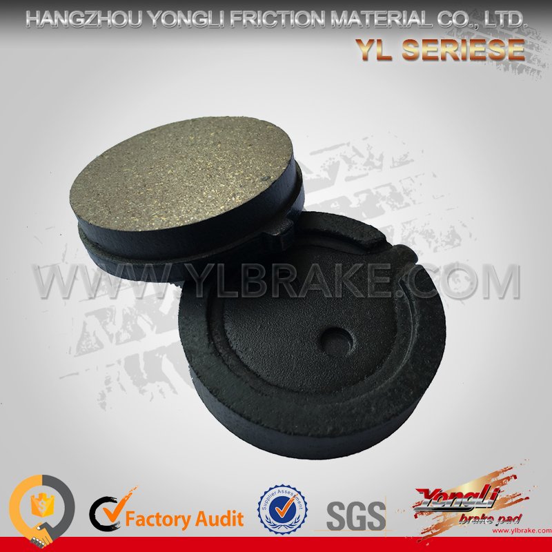 Made In China Hot Product Brake Pads Motorcycle Parts & Accessories
