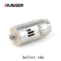 latest rda rebuildable bullect atomizer petri mod / bullet rda in stock