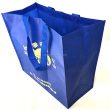 Low MOQ recyclable custom print polypropylene plastic beach bag for outdoors